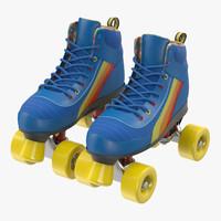 Roller Skates 02