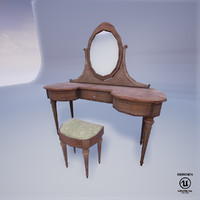 Dressing table - Real time