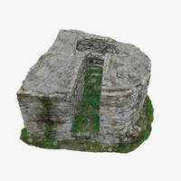 ruins 2 - tower 3d 3ds