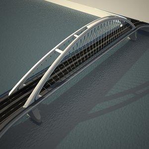 3d model apollo bridge