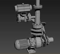 fbx pump navy ship