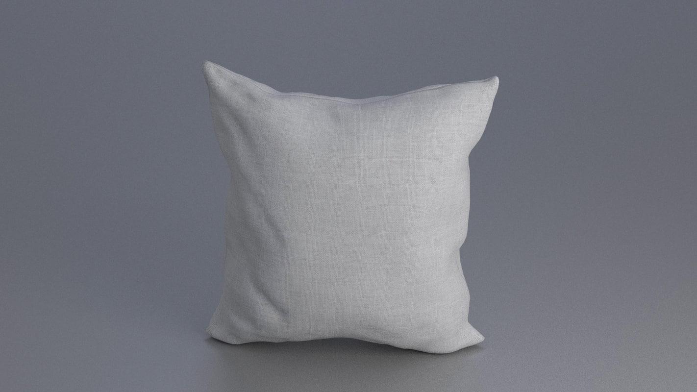 solid pillow 2 3d 3ds