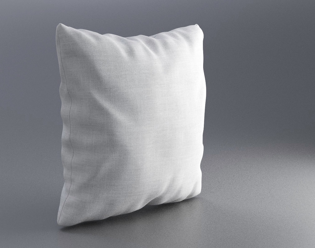 solid pillow 3 3d 3ds