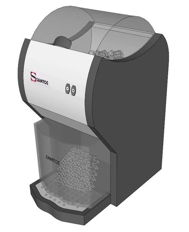 3d model santos ice crasher