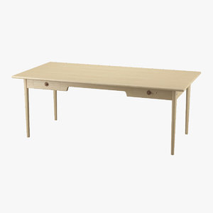 desk wegner pp312 3d 3ds