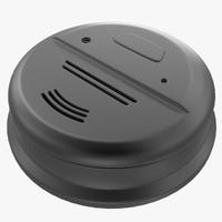 3d smoke detector 1 model