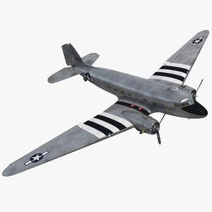 max douglas dc 3 air force