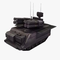 ADATS M113