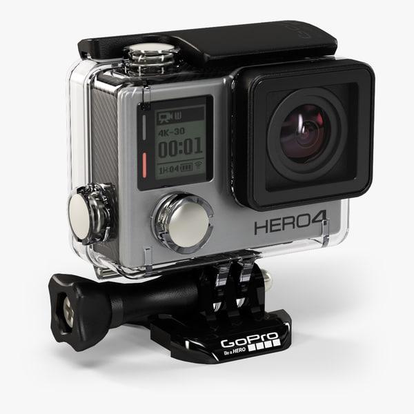 3d gopro hero4 black edition