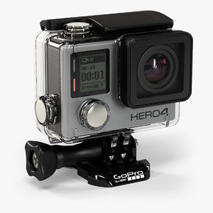 3d gopro hero4 black edition