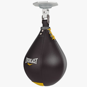 punching bag speed everlast 3d max