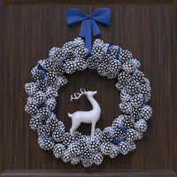 3dsmax christmas wreath