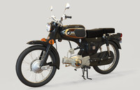 1966 Honda C90 Benly