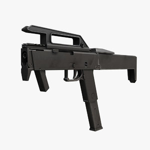 magpul fmg-9 submachine guns 3ds