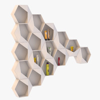 max honeycomb shelf