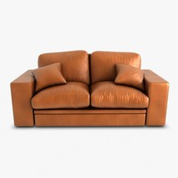 3d model of sofa modeled