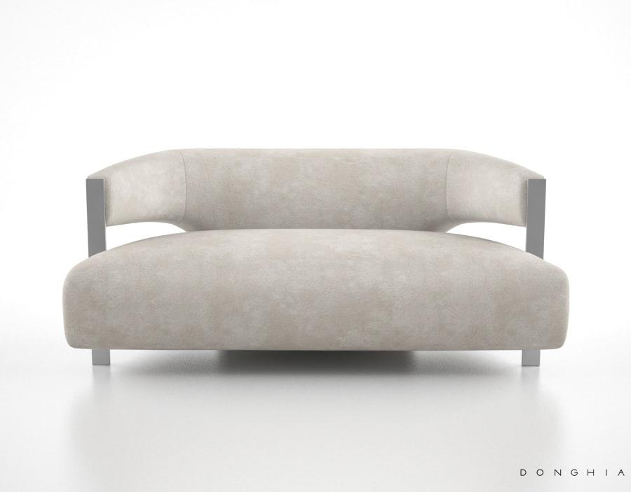 donghia giselle sofa max