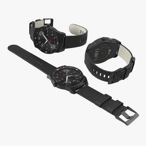 3d c4d lg g watch r