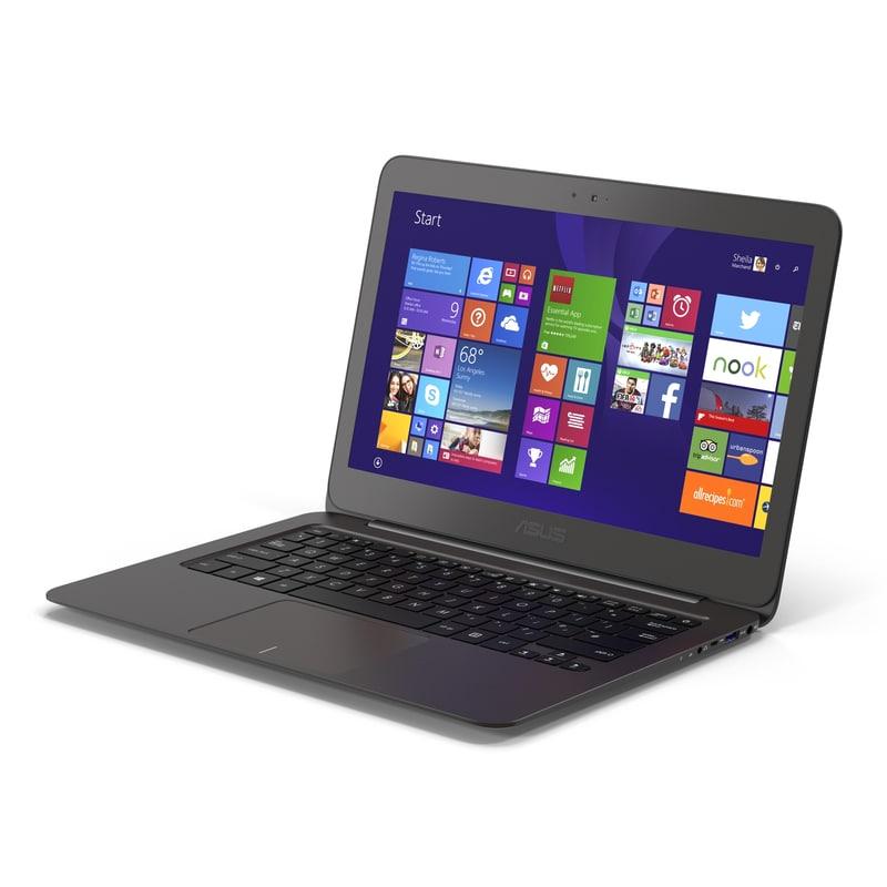 3d 3ds laptop asus zenbook ux305