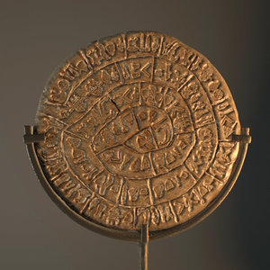 3d model fajstos disc