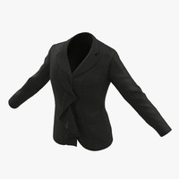 women suit jacket 3 3ds