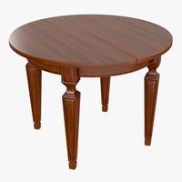 Table Cecilia Round