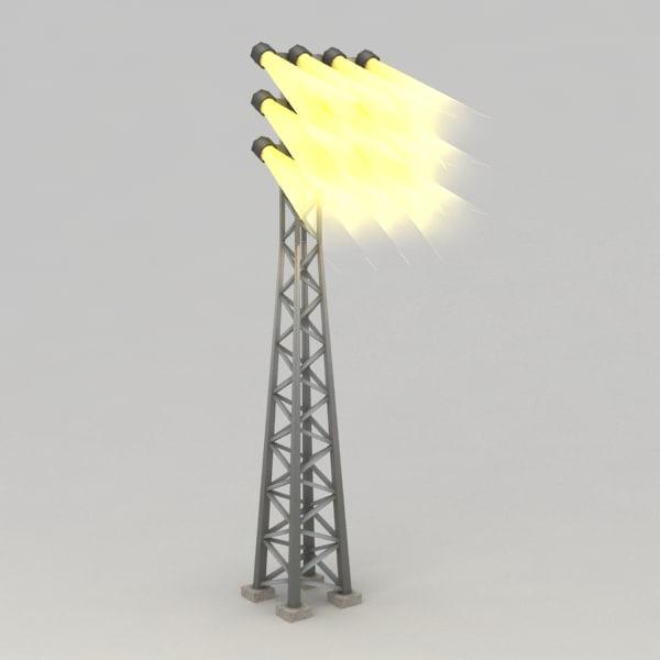 lighting tower max