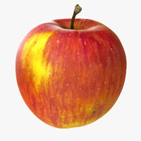 Apple Realistic Red Common (2)