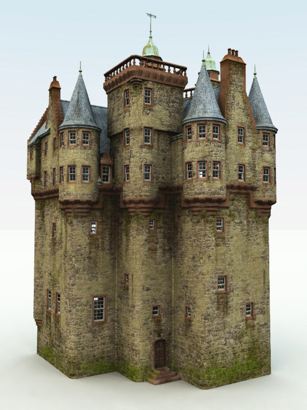max scottish castle