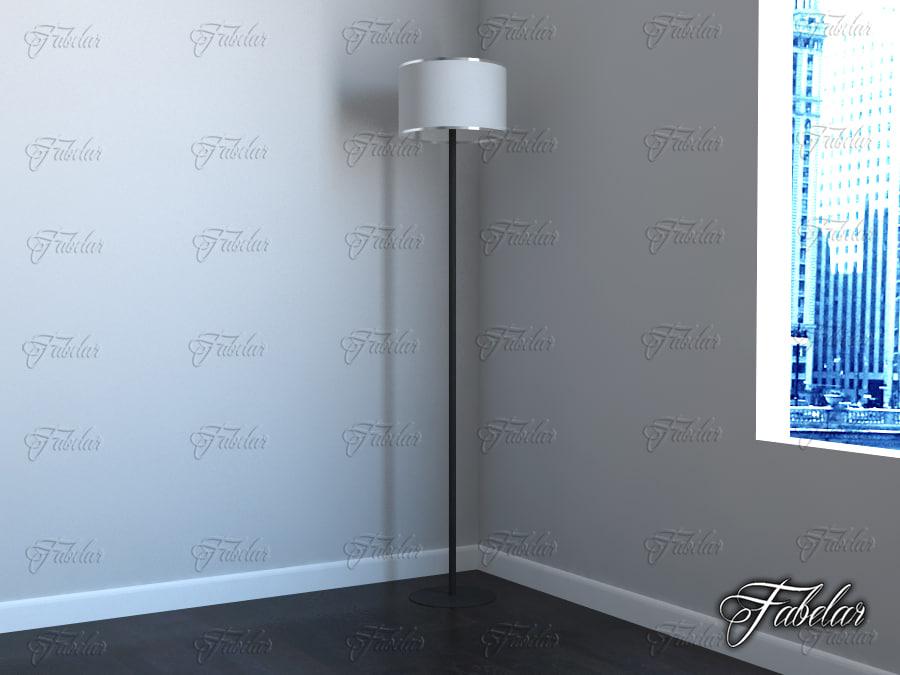 3dsmax floor light