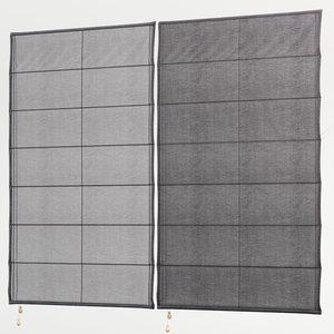 max roman curtains