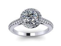 rhino diamond ring