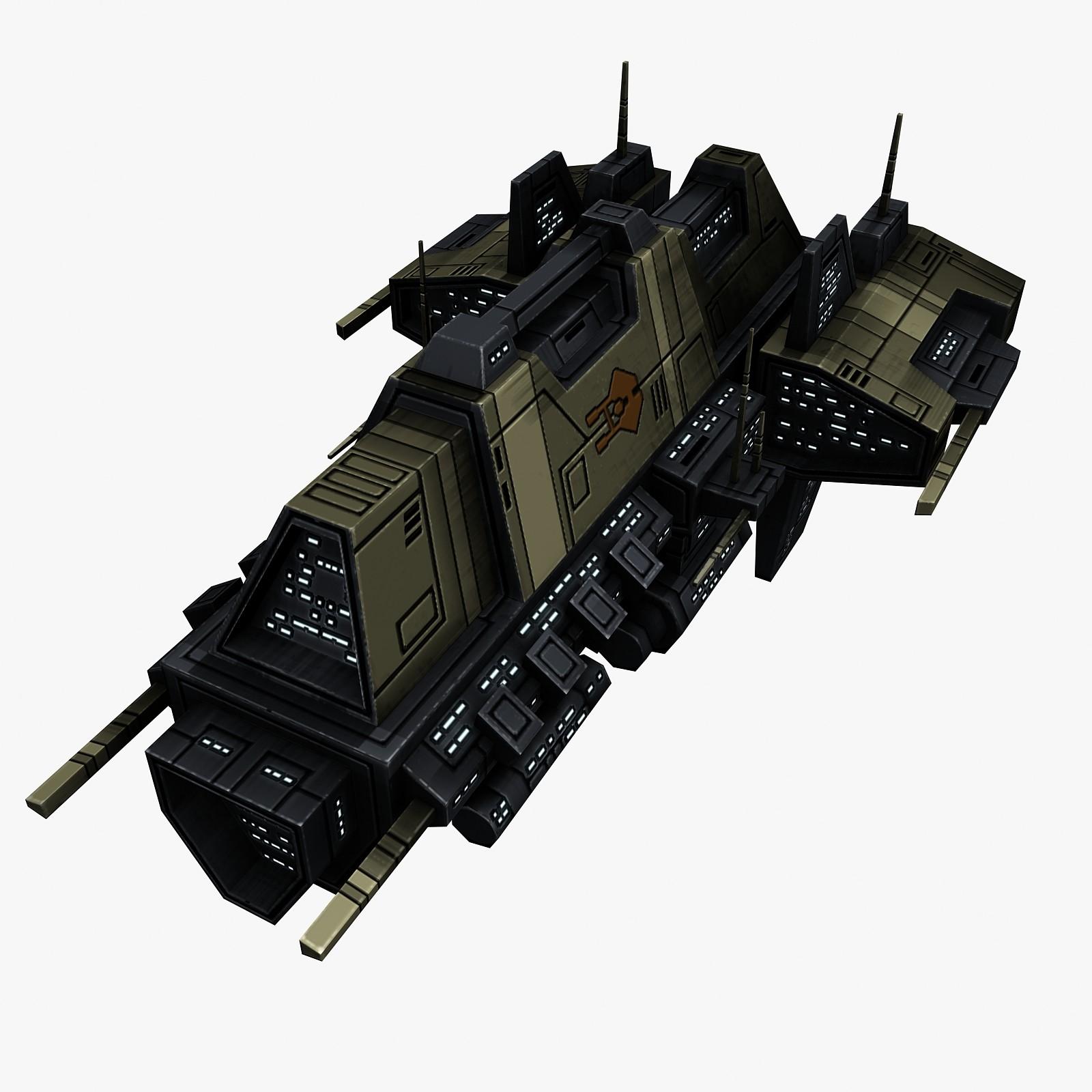 spaceship max