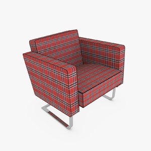 obj armchair ready