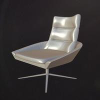 3d model of chair sofa