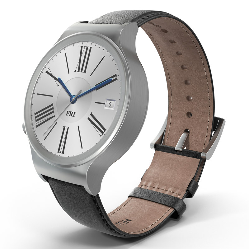 c4d huawei watch 3 leather