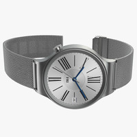 Huawei Watch 2 Metal Band 3D Model