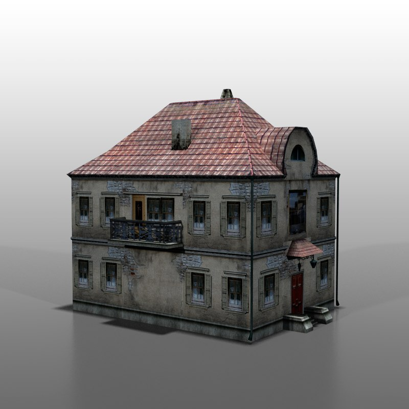 3d house baltic