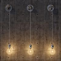 3d wall light caravaggios