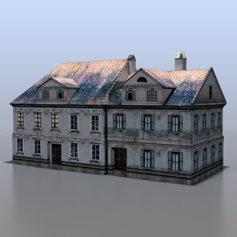 obj house baltic