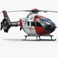 Eurocopter EC 135 Medical 2015