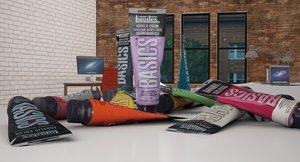max acrylic paint tubes