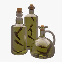 max olive oil bottles