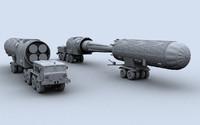 3d model abm-1 galosh