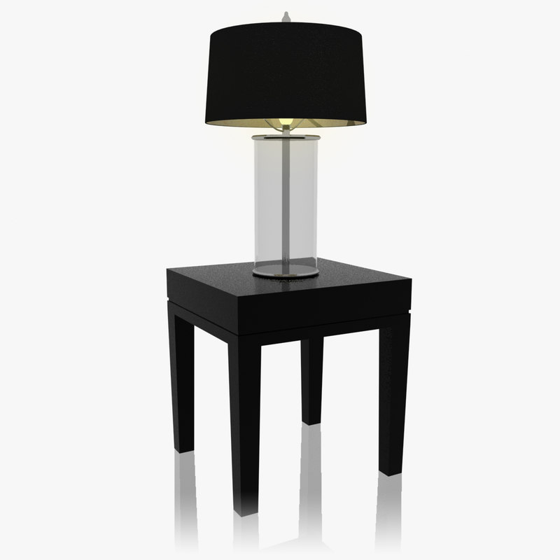 3ds max table lamp set for Table lamp 3ds max