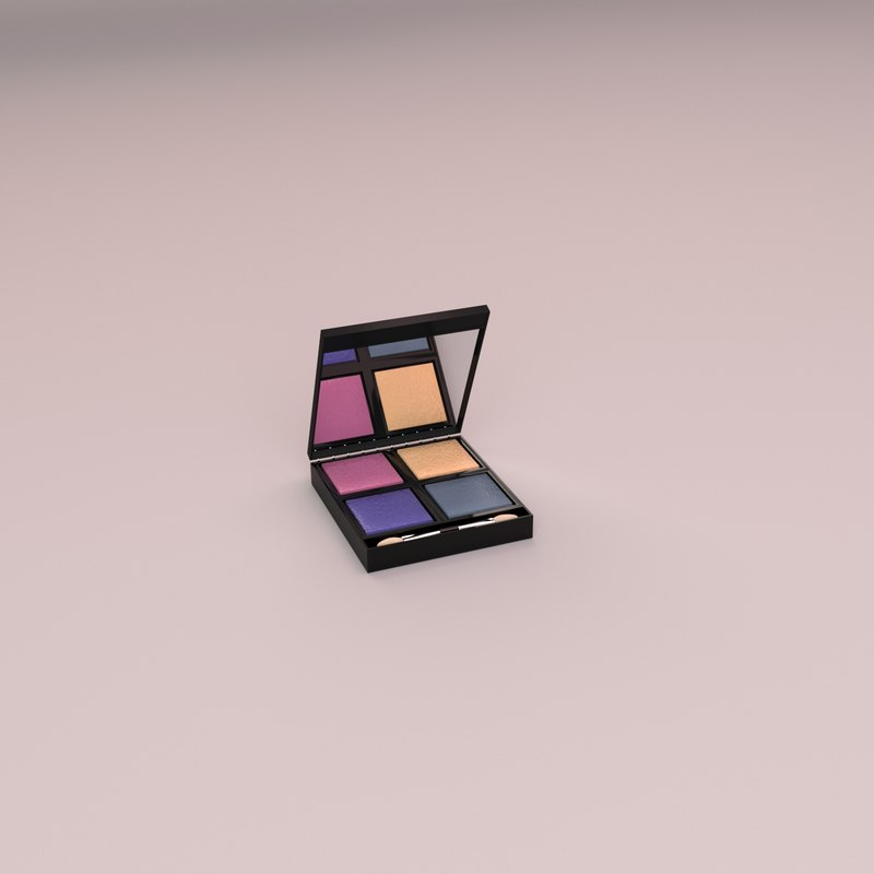 eye shadow s 3d model