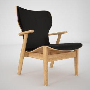 domus chair artek max