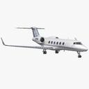 Gulfstream G450 3D models