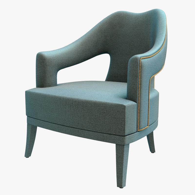 max brabbu armchair