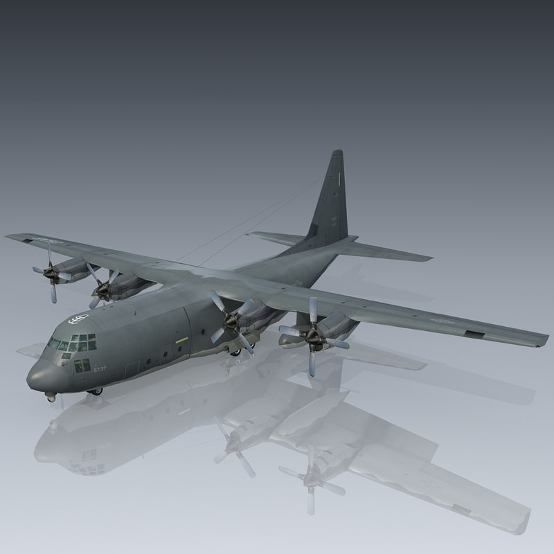 max dark recon lockheed c-130